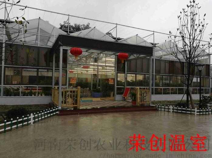 【山西温室】高平PC阳光板温室通风系统设计863379165