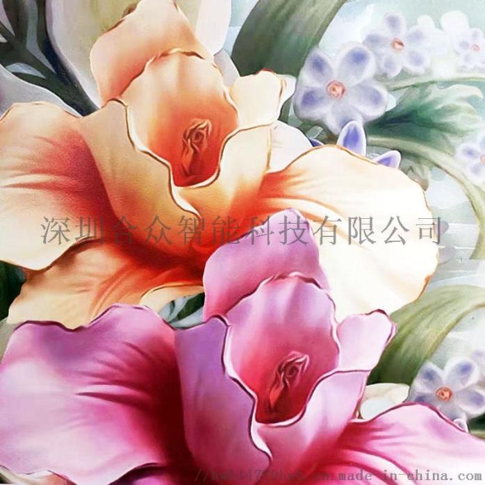 智能3d墙体彩绘机背景墙立体喷绘打印机115245345