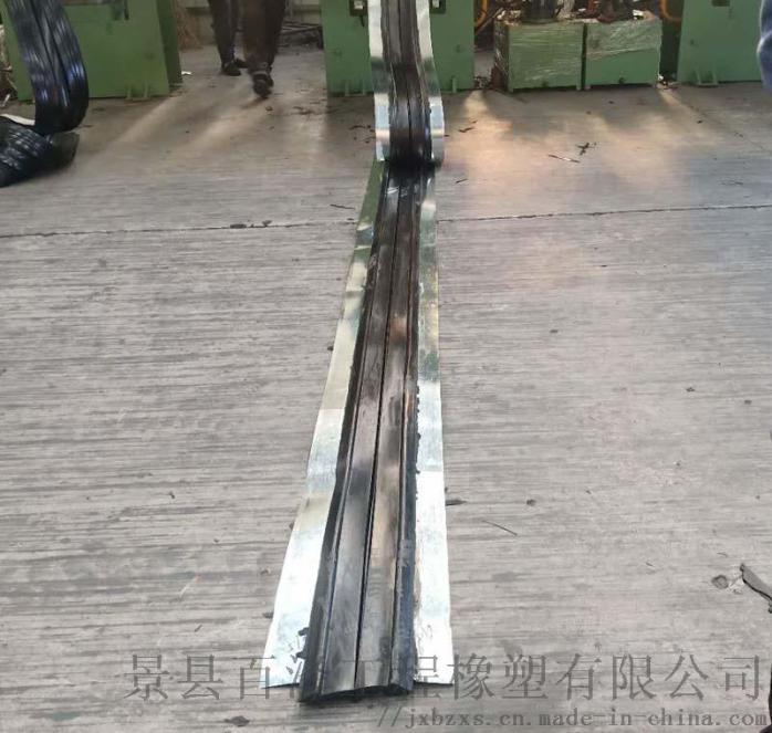 钢边橡胶止水带 佳木斯百泽变形缝橡胶止水带116837562