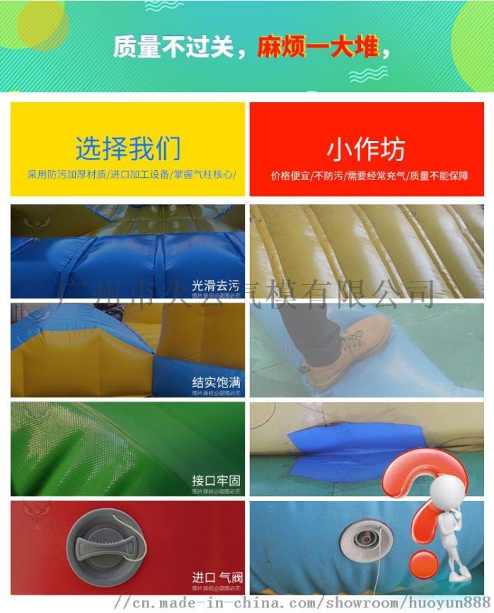 戶外支架水池充氣兒童水上樂園大型支架游泳池游泳培訓池水上滑梯120207785