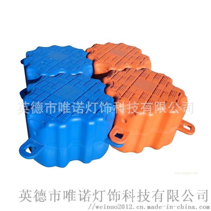 滾塑加工廠家生產直銷水上設施用品多彩塑料PE浮球 (4).jpg