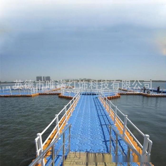 滾塑加工廠家生產直銷水上設施用品多彩塑料PE浮球 (6).jpg
