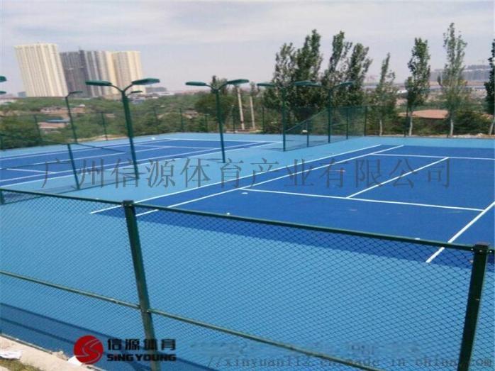 室内外网球场建设厂家及网球场建设845953895