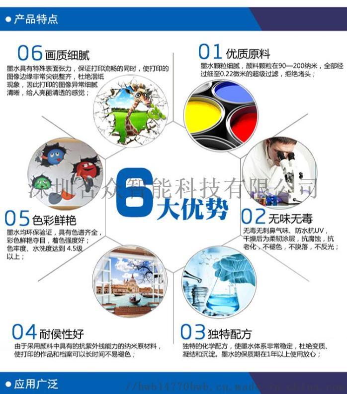 多功能壁画3d喷绘机户外广告宣传打印机116477735