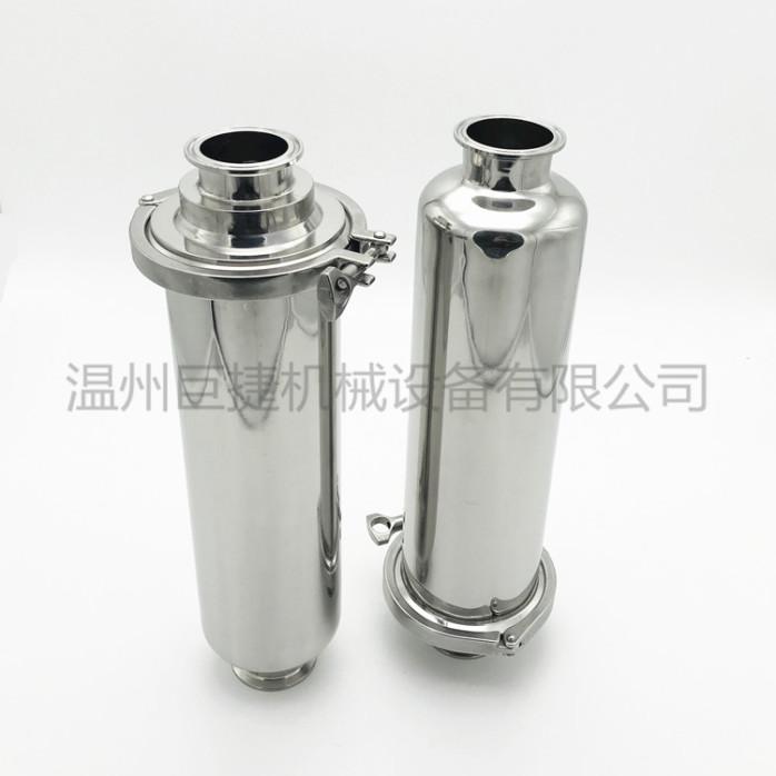 38衛生級過濾器 不鏽鋼管道過濾器104816455