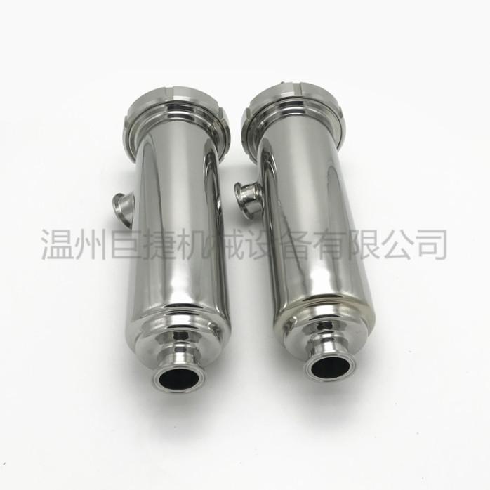 長期供應快裝角式過濾器 衛生級管道過濾器104805325