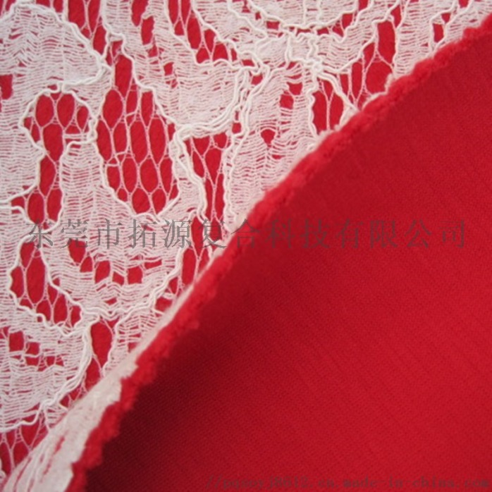 白色蕾丝复合红色空气层底.jpg