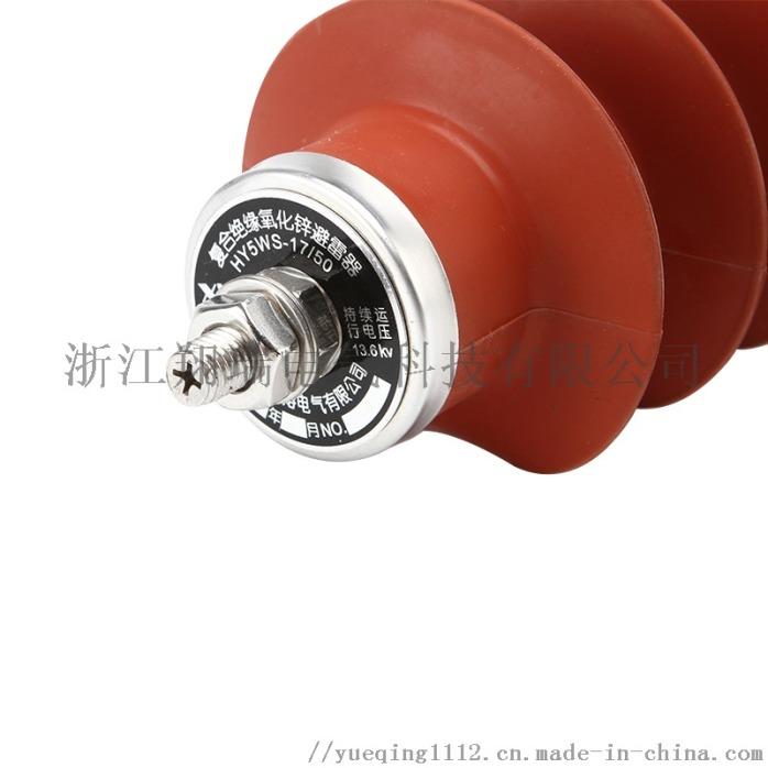 氧化鋅避雷器 HY5WZ-17/45避雷器875416755