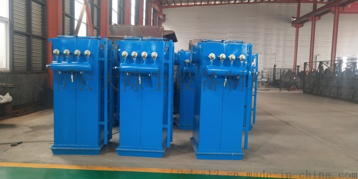 DMC-96袋除尘器 打磨粉尘除尘器 搅拌站除尘器855451342