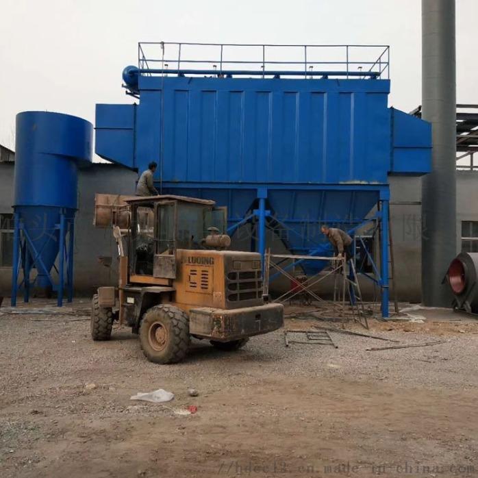 水泥料仓单机布袋除尘器水泥搅拌站脉冲单机除尘器855434942