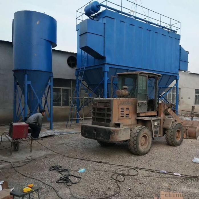 水泥料仓单机布袋除尘器水泥搅拌站脉冲单机除尘器855434972