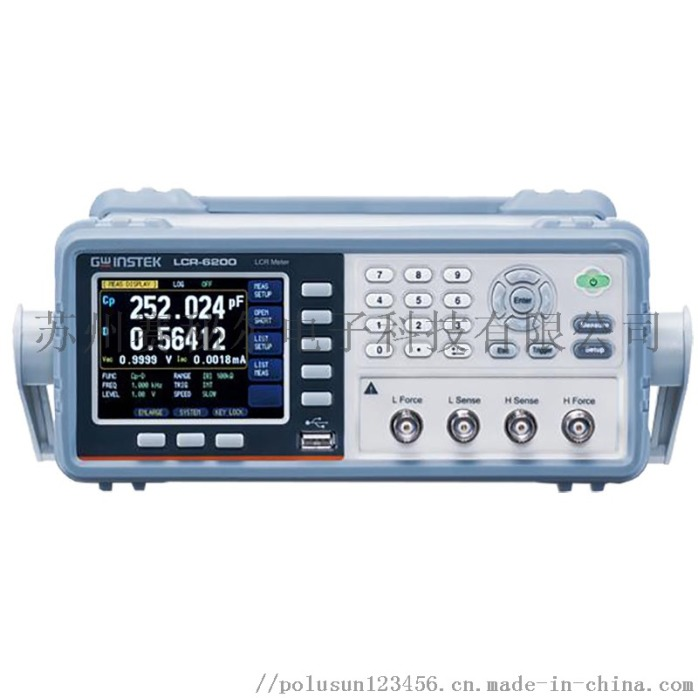 固纬 高精密度LCR电表 LCR-6000系列876509085