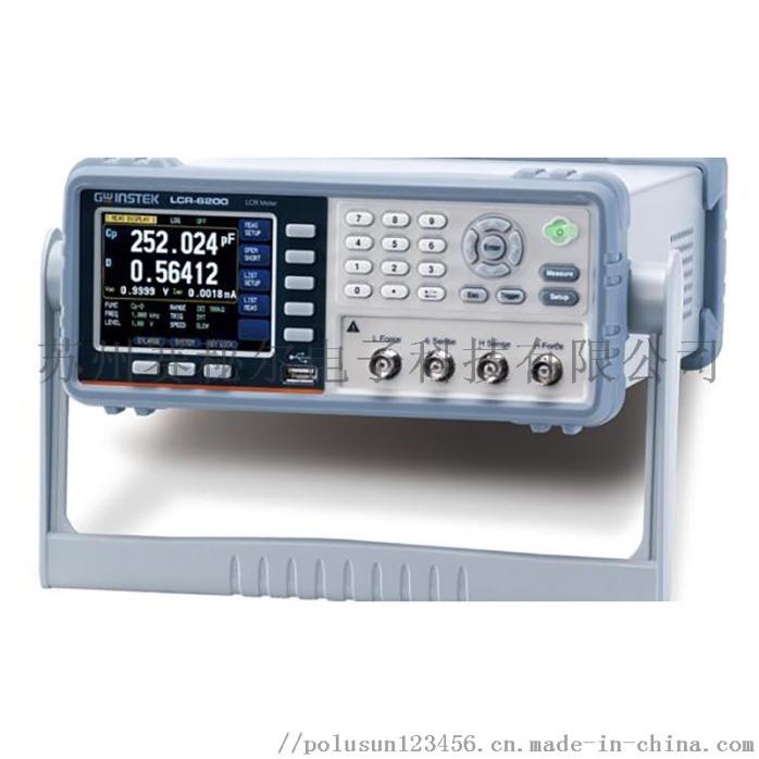 固纬 高精密度LCR电表 LCR-6000系列876509105
