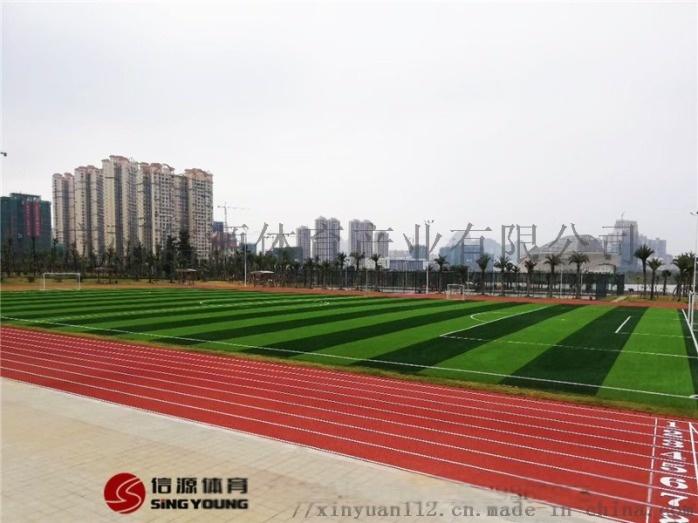 人造草足球场,标准环保人造草足球场施工建设820813405