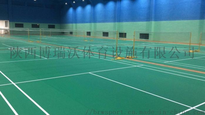 塑胶羽毛球场施工建设及羽毛球场地胶安装厂家121422592