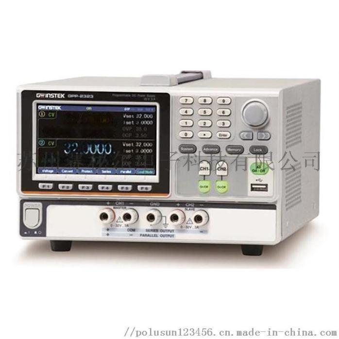 固纬  GPP-x323 系列多通道可编程直流电源878254915