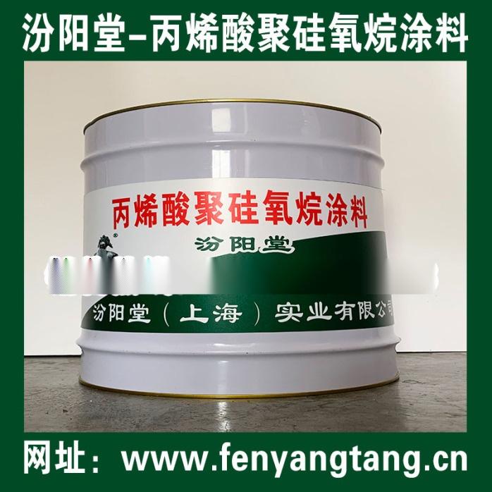 丙烯酸聚硅氧烷涂料厂家直销、丙烯酸聚硅氧烷防腐涂料.jpg