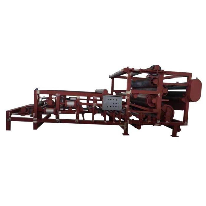 带式压滤机 污泥脱水 固液分离机 污泥带式压滤机126109035