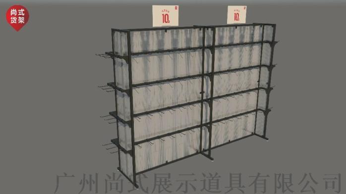 饰品货架展示架定制在深圳哪里有伶俐优品货架880170035