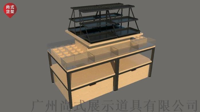 饰品货架展示架定制在深圳哪里有伶俐优品货架126430265