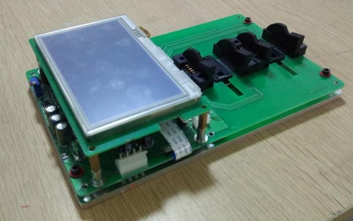 双通道蝶型激光驱动板.png