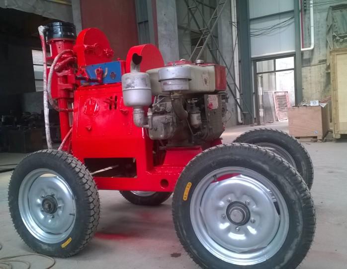 ZL系列钻孔注浆一ZL380液压坑道钻机127737252