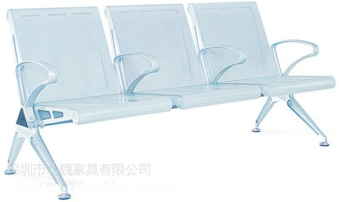 金属制品排椅-三角横梁不锈钢机场椅-候车椅-等候椅8483612