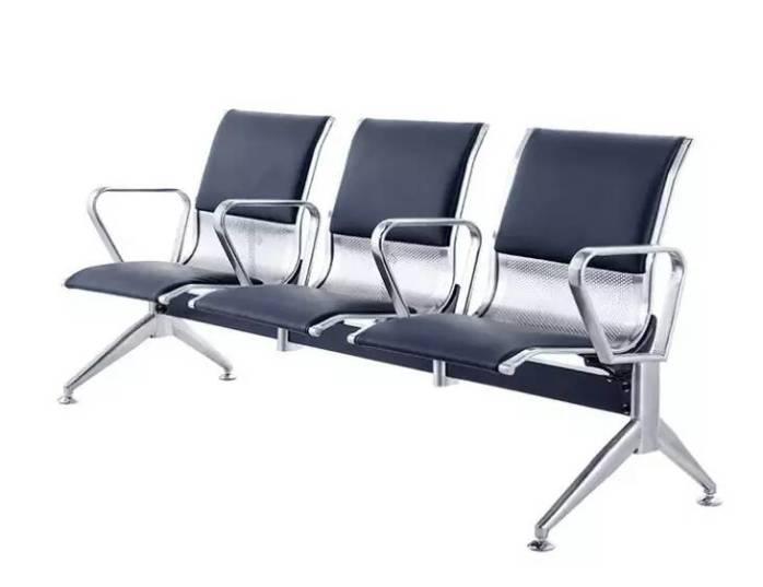 可加皮垫,3人位、4人位、5人位机场椅厂家31313562