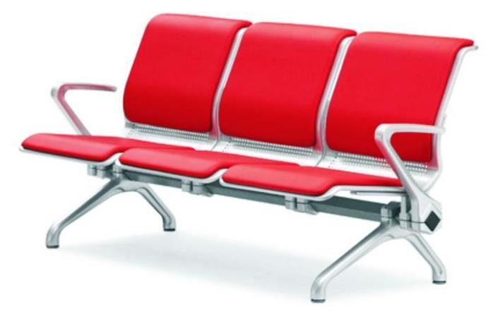 PU排椅、休闲机场排椅、公共等候排椅、铁电镀公共排椅、金属排椅14247355