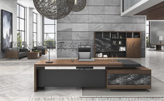 辦公傢俱,老闆桌,廣東廠家直銷,支持定製861193265