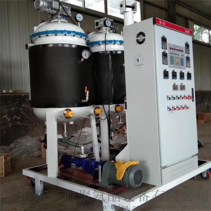 聚氨酯设备-旧橡胶轮胎聚氨酯翻新设备 聚氨酯发泡机116032055