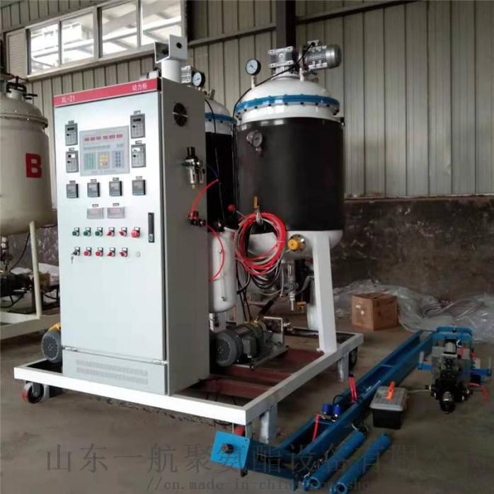 聚氨酯设备-旧橡胶轮胎聚氨酯翻新设备 聚氨酯发泡机116032085