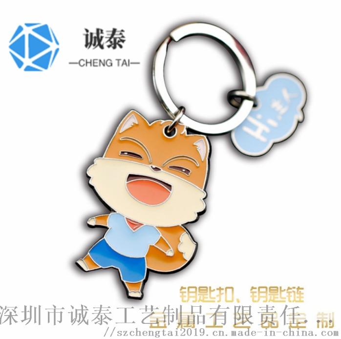 深圳復古鑰匙扣電鍍仿古鑰匙掛件深圳禮品定製LOGO892694975