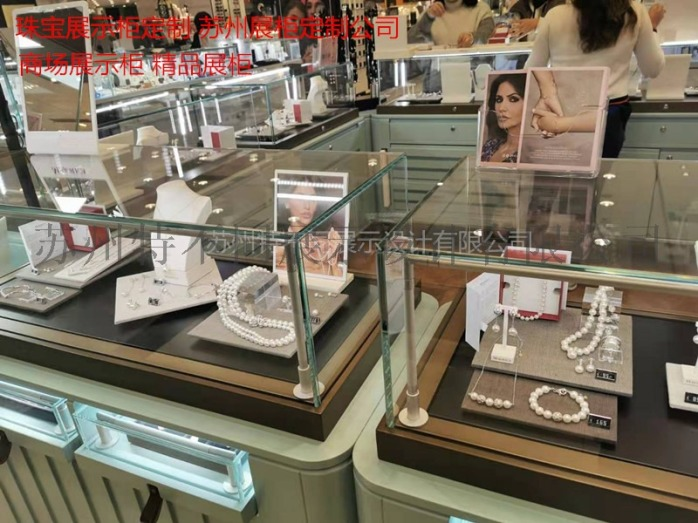 蘇州珠寶展櫃 精品展示櫃  玻璃展櫃 博物館展示櫃895888605