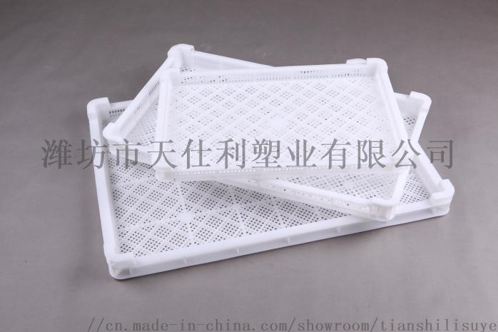 厂家直销600*400*60塑料单冻盘食品单冻盘846073235