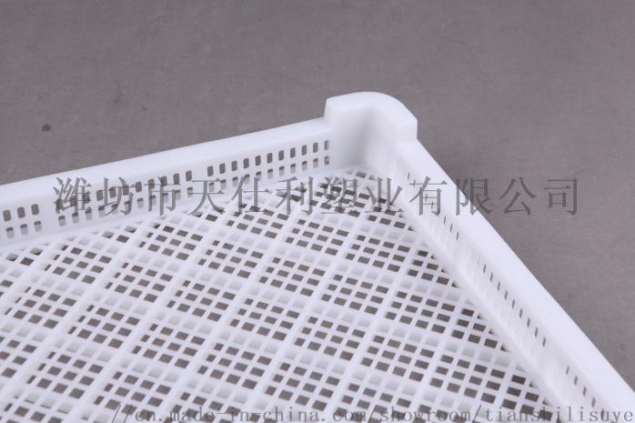 厂家直销600*400*60塑料单冻盘食品单冻盘846073225