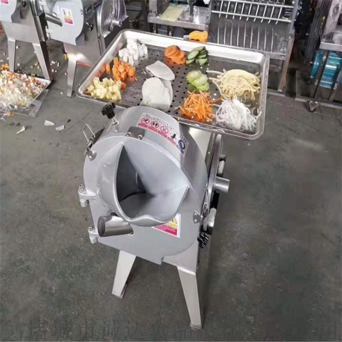 多功能切菜机  土豆切丝设备  多功能土豆切丝机器860546792