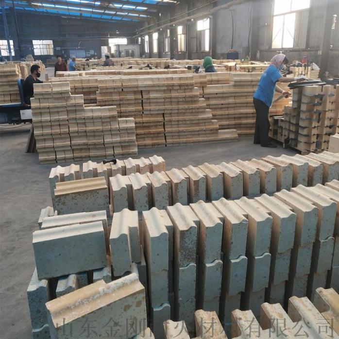 半枚条耐火砖耐火材料 山东淄博金刚耐火材料134269812