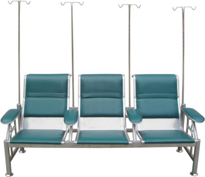 不锈钢输液椅、连排输液椅、三人输液椅14493435