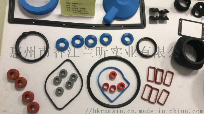 食品级EPDM乙丙橡胶圈 氟胶密封圈医疗硅胶圈120171635