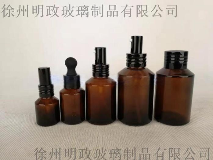 包装玻璃瓶批发磨砂玻璃瓶厂家867432675