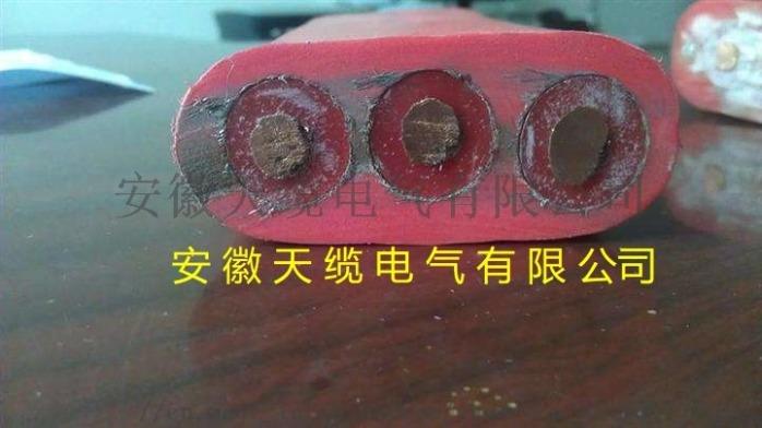 高壓扁平軟電纜YGPB6/10KV/安徽天纜電氣有限公司134387585
