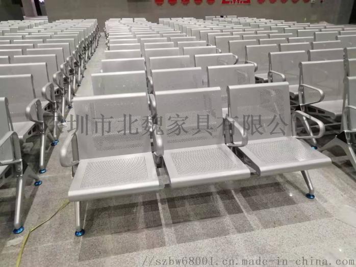 不锈钢等候椅、不锈钢公共排椅、不锈钢机场椅135633615