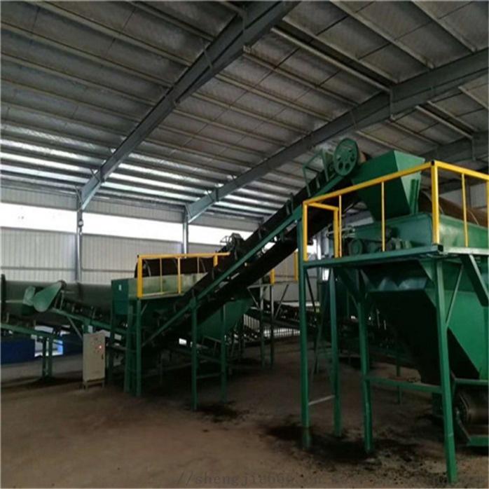 猪粪鸡粪有机肥小型生产设备135888985