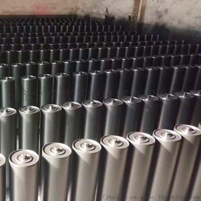 133上槽形托辊 洗煤厂胶带机托辊 耐用的槽形托辊97044572