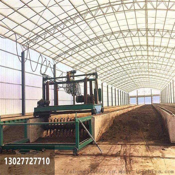 宁夏一套小型牛粪有机肥生产线配置都有哪些设备组成137068145