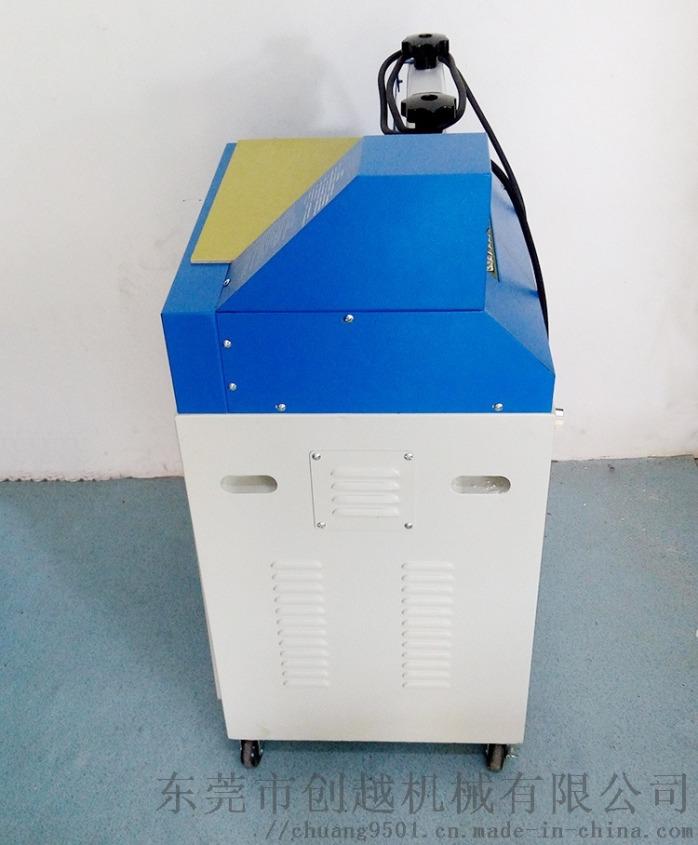 浙江热熔胶过胶机 口罩鼻梁条滚胶机 铝条上胶设备908098115