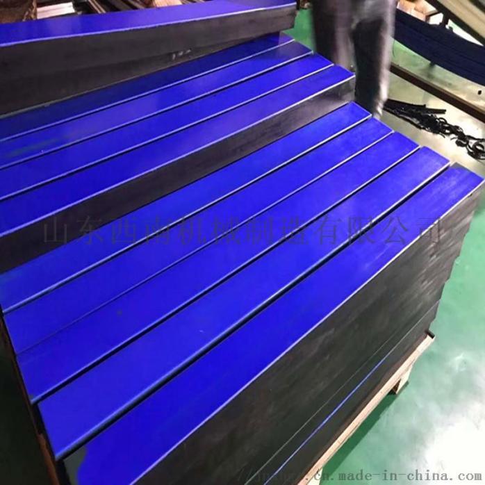 1.2米皮带机缓冲床,阻燃缓冲条有煤安,重型缓冲床121329702