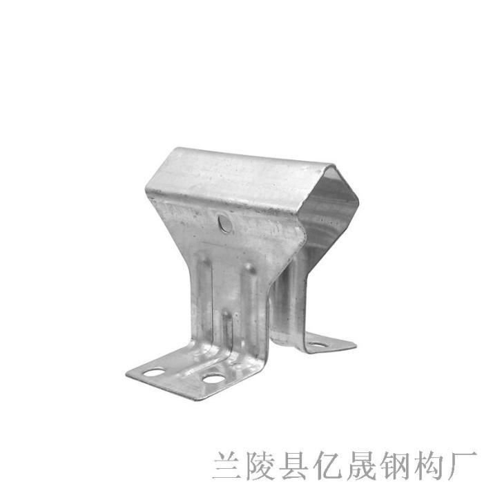 忻州760角驰彩钢瓦暗扣固定滑动支架原厂发货157239145