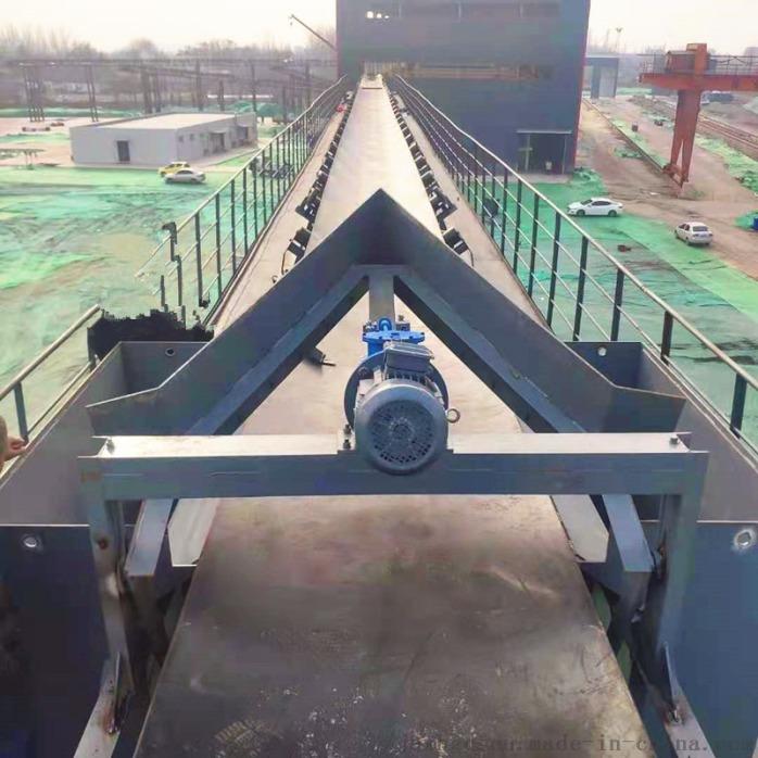 精煤高架皮带输送机 1.2米上运皮带输送机安装867007582